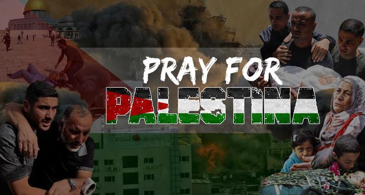 Sedekah Untuk Warga Palestina